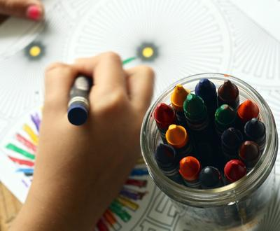 crayons coloring book coloring book 111914392526