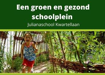 Groen en Gezond Schoolplein Crowdfundingsactie